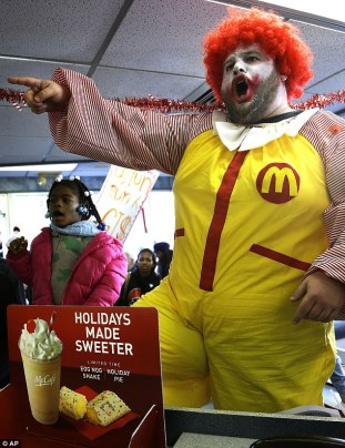 Fat Ronald McDonald